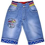 Джинсовые шорты № 5307-632 24 фото