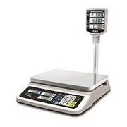Весы торговые CAS PR-6P LCD, II фото