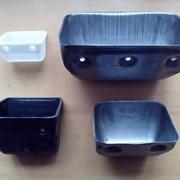 Ковши норийные пластмассовые, металлические фото