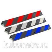 Угловой демпфер резиновый прямой (отбойники для уг фото