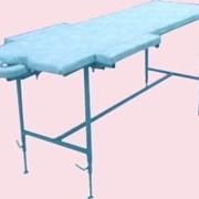 Стол массажный односекционный М-1 фото