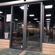 Автоматические сенсорные двери  фото