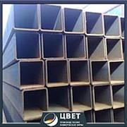 Труба профильная из конструкционной стали 80x80x8 20В ГОСТ 8639-82 фото