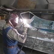 Аргонная сварка алюминия и сплавов фото