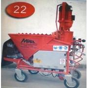 Штукатурный агрегат МАКК 22 фото
