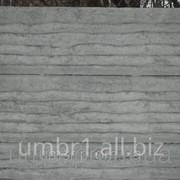 Евро бетонный забор 3 фото
