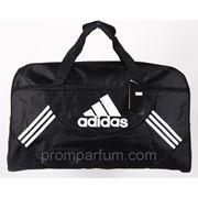 Сумка спортивная Adidas черная 24х34х56х15 953 /501 фото
