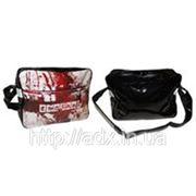 Сумка спортивная URBAN BAG ENGLAND GA-361-9 (PVC блестящее, р-р 38*26*13см) фото