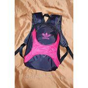 Спортивный рюкзак Adidas R-3.(синий+розовый) . Высокое качество - лучшие цены. фото