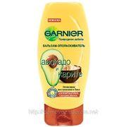 Garnier Бальзам-ополаскиватель Garnier Авокадо и каритэ для поврежденных и секущихся волос 200мл (3315) фото