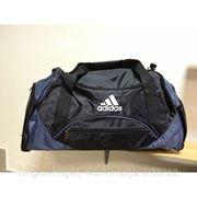 Мужская сумка A&L, синяя фото