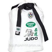 Сумка-мешок дзюдо GREEN HILL IJF фото