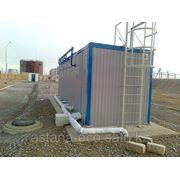 Станции очистки хозбытовых стоков в Казахстане фото