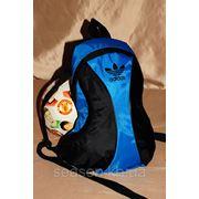 Спортивный рюкзак Adidas R-1. (синий) фото