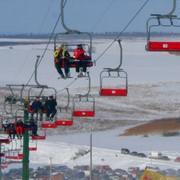 Туристический горнолыжный комплекс фото