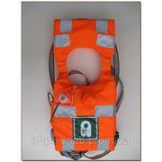 Жилет спасательный детский фото