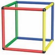 Детский спортивный Куб для водных упражнений V3 для бассейна фото