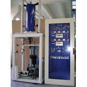 Оборудование для выращивания кристаллов II-VI и твердых растворов на их основе методом Бриджмена под высоким давлением аргона. фото
