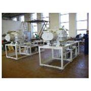 Оборудование для выращивания монокристаллов полупроводниковых материалов фото