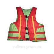 Спасательный жилет 70-90кг фото