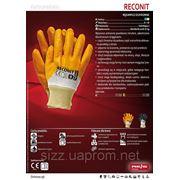 Перчатки рабочие с покрытием нитрила RECONIT фото