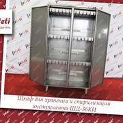 Шкаф для хранения и стерилизации инструмента ШД-36КИ FELETI фото