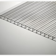 Поликарбонат для теплицы премиум класса тмPolygal прозрачный 6 мм фото