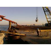Строительство гидротехнических сооружений (плотины дамбы каналы берегоукрепительные сооружения и устройства водохранилища). фото