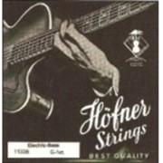 Оригинальные струны для бас гитар Höfner фото