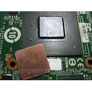 Медный термоинтерфейс 0.3мм - 15Х15мм фото