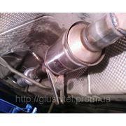 Катализатор Фольксваген Кадди VOLKSWAGEN CADDY 1,6 бензин с установкой фото