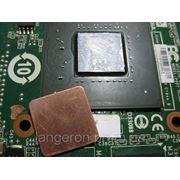 Медный термоинтерфейс 0.8мм - 15Х15мм фото