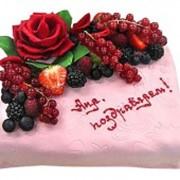 Торт с поздравлениями фото