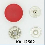 Кнопка Альфа 12,5мм, КА-12502 фото