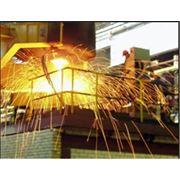 Монтаж металлургического оборудования фото