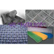 Изготовление сеток из материала заказчика фото