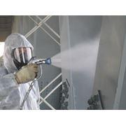 Антикоррозийная защита металлоконструкций фото