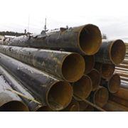 Восстановление (реновация) стальных труб и трубопроводов фото