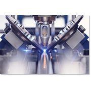 Лазерная резка черного металла толщиной до 25 мм цветного металла до 12 мм фото