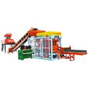 Оборудование для производства строительных блоков серии QT 6-15 фото