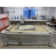 Производство фланцев на гидроаброзивной резке фото