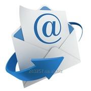 Услуга по e-mail рассылке существующей базы клиентов фото