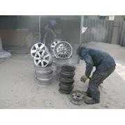 Пескоструйная обработка металлических изделий Киев фото