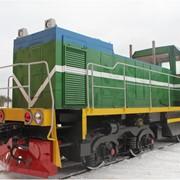 Модернизация по техническому заданию Заказчика, с продлением срока службы, промышленных тепловозов ТГМ4, ТГМ6, ТЭМ2 и др. фото