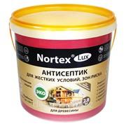 Огнезащитная краска Nortex. Огнезащита, антисептик, антипирен фото
