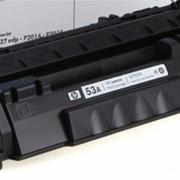 Заправка лазерных картриджей HP фото