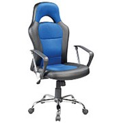 Кресло компьютерное Signal Q-033 (синий) фото
