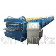 Оборудование для производства двухслойного профнастила zsw26-210-840/15-225-900 (1000mm) фото