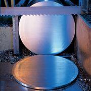 Порезка металлопроката на заготовки на ленточнопильном станке фото