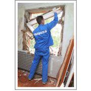 Демонтаж старых окон в Запорожье и установка пластиковых окон и балконов по доступным ценам качественное обслуживание фото